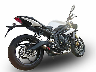 silencieux gpr triumph 675 street triple 2013 16 nmr racing. Black Bedroom Furniture Sets. Home Design Ideas