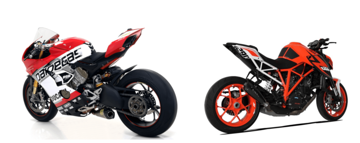 slider nmr racing ktm ducati